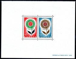 PROMO DE LA NUIT - BF6 Europa 1964 - Neuf ** - MNH - Cote: 1850,00 - Blocs
