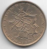 France 10 Francs 1975   Km 940  Unc - France