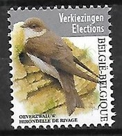 2019 Buzin Fauna Oeverzwaluw Hirondelle Swallow MNH !! - Neufs