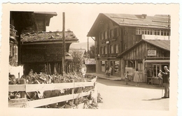 SUISSE - ( Oberland Bernois ) - MÜRREN - Rue Du Village  ( Photo: Format 12X7.5 ) - Lieux