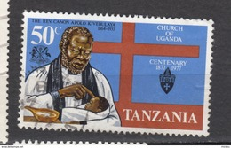 ##2, Tanzanie, Tanzania, Religion, Baptème, Batism, Eau, Water, église, Church - Tanzanie (1964-...)