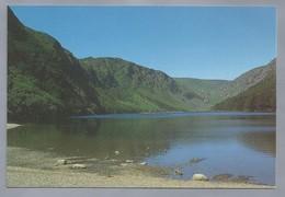 IE. IERLAND. IRELAND. GLENDALOUGH, Co WICKLOW. Upper Lake. - Wicklow