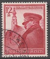 Deutsches Reich    .    Michel    .     691         .       O        .      Gebraucht - Deutschland