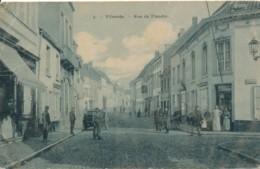 Vilvoorde - Vilvorde Rue De Falndre - Personen - Verzonden Voor 1910 - Vilvoorde