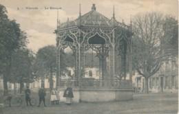 Vilvoorde - Vilvorde La Grand' Place Le Kiosque - Kinderen - Verzonden Voor 1910 - Vilvoorde