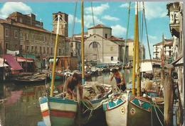 Chioggia - Canal Vena - Pescheria - H5138 - Chioggia
