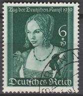 Deutsches Reich    .    Michel    .     700         .       O        .      Gebraucht - Deutschland