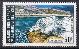 AFARS ET ISSAS AERIEN N°102 N** Lac - Afars Et Issas (1967-1977)
