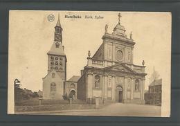 Oudt Postkaart . Harelbeke.- Kerk - Harelbeke