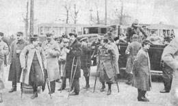 WW1 14-18 Paris Trocadéro Fête Des Croix De Guerre   1916 - 1914-18
