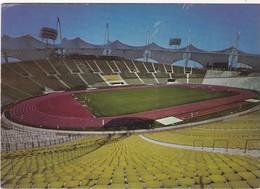 Munich 1972  Stade - Jeux Olympiques
