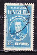 Venezuela 1938 Usato - Venezuela