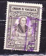 Venezuela 1949  Usato - Venezuela