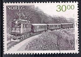 Norway 2008 - History Of Transportation - Noruega