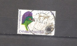 ZAMBIA - Bird - Purple-crested Loerie 1983  Scott 279  SG 382 - Coucous, Touracos