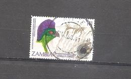 ZAMBIA - Bird - Purple-crested Loerie 1983  Scott 279  SG 382 - Cuckoos & Turacos