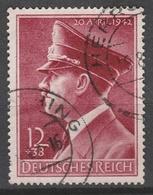 Deutsches Reich    .    Michel    .     812       .       O        .      Gebraucht - Allemagne