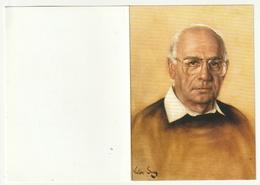 Doodsprentje Broeder Alexander Leonard FOBE Herinnering Diamanaten Kloosterjubile 1939-1999 Tekenaar Victor Suy - Images Religieuses