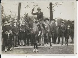 Sport  Equitation  Randonnée à Cheval  Dorane La Gracieuse Amazone - Cartes Postales