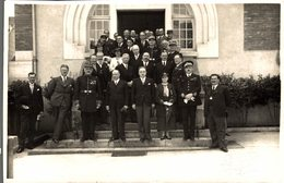 2644-2019    LES  VOSGES PHOTO CHATEL NOMEXY LE 9 AOUT 1936 - Photographie