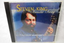 "CD ""Steven King"" Acoustic Swing - Instrumental"
