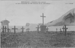 Bonifacio Cimetiere Des Lavezzi - France