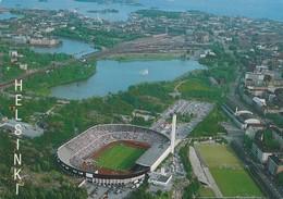 HELSINKI OLYMPIASTADION #3 STADION STADE STADIUM ESTADIO STADIO - Football