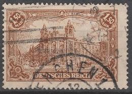 Deutsches Reich    .    Michel    .     114 C     .       O        .      Gebraucht - Gebraucht