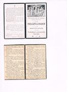 POELCAPELLENAREN In Den Wreeden OORLOG Voor Hun Vaderland Gesneuveld 1914 1918 Poelcapelle Poelkapelle - Compleet - Décès