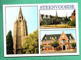 59 Nord Steenvoorde Carte Multivues - Steenvoorde