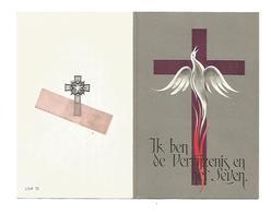 D 684. CONSTANT KNOCKAERT Echtg. M. De Clerck - °DEURNE 1922 / + ANTWERPEN 1969 - Images Religieuses