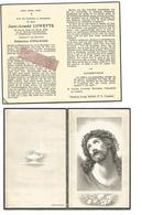 D 685. JEAN-ARNOLD LOWETTE - Bond H.Hart / Schuttersgilde Sint-Sebastiaan - °BOMMERSHOVEN 1881 /+JESSEREN 1953 - Images Religieuses