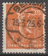 Deutsches Reich    .    Michel    .     238         .       O        .      Gebraucht - Gebraucht