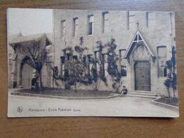 Abbaye De Maredsous, Ecole Abbatiale, Entrée -> Onbeschreven - Anhée