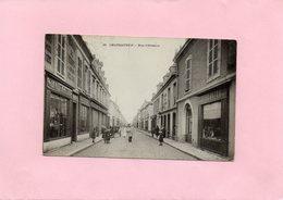 F1602 - CHATEAUDUN - 28 - Rue D'Orléans - Chateaudun