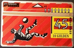 Telefonkarte Niederlande - L&G - Sport - Fußball,football - 45 Units - 323B - öffentlich