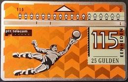 Telefonkarte Niederlande - L&G - Sport - Fußball,football - 115 Units - 343C - öffentlich