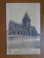 Liège, Eglise Saint Gilles (verkleurd) -> Onbeschreven - Luik