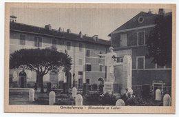 Grottaferrata (Roma) - Monumento Ai Caduti - Italia