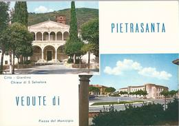 Vedute Di Pietrasanta - Lucca - H5152 - Lucca