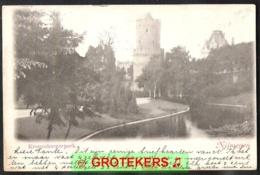 NIJMEGEN Kronenburgerpark Met Kruittoren 1902 - Nijmegen