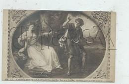 Tir à L'Arc (Sport) : Nymphe Tirant Une Flèche à L'arc Tableau De Kauffmann Env 1910 (animé) PF. - Tir à L'Arc