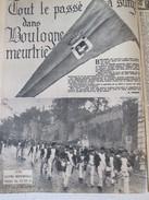 1949  BOULOGNE SUR MER Le Passé A Surgi - Boulogne Sur Mer