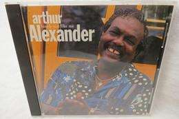 "CD ""Arthur Alexander"" Lonely Just Like Me - Soul - R&B"