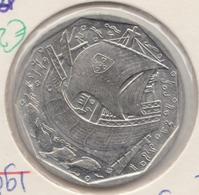 @Y@    Portugal  50 Escudos   1988  FDC   (4669) - Portugal