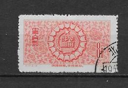LOTE 1829  ///   (C020)  CHINE N°1086 De 1956 Oblitéré - 1949 - ... República Popular