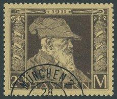 "1911, 20 M. Luitpold, Type II, Pracht, Mi. 450.- -> Automatically Generated Translation: 1911, 20 M. ""Luitpold"", Type II - Bayern (Baviera)"