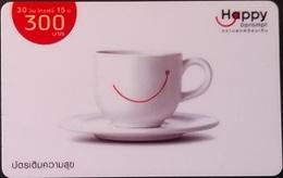 Mobilecard Thailand - Happy  Dprompt -  Tasse - Thaïland