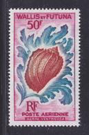 WALLIS ET FUTUNA AERIENS N°   18 ** MNH Neuf Sans Charnière, TB  (D8555) Vie Marine, Harpa Ventricosa - Neufs