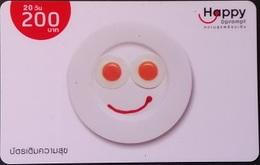 Mobilecard Thailand - Happy  Dprompt -  Teller - Thaïland